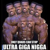 my name is QUADS
